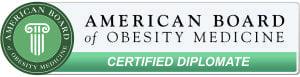 American Board of Obesity Medicine logo